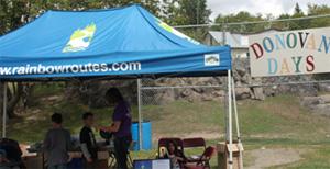 sudbury personal injury lawyers, donovan days 2012, bike safety