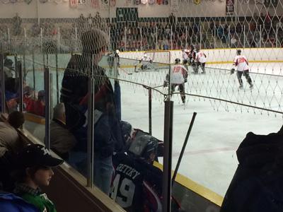 Sudbury Special Olympics, Sudbury Personal Injury Lawyers Orendorff & Associates' John Michael Bray Coaching the NHL Alumni
