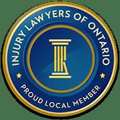 Injury Lawyers of Ontario - Proud Member